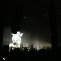 Woodkid - live at the Roundhouse 14/5/2013