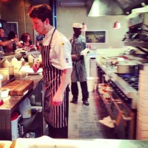 The Chefs at Ozone