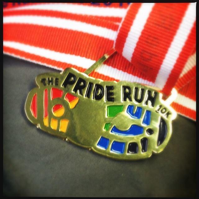 Very proud of my medal