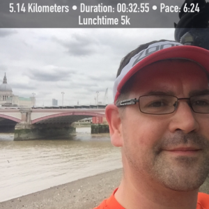 I wasn't trying to make this arty but had trouble taking my selfie (yes me!) and I wanted to get St Paul's into the background!