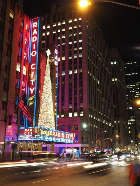 Illuminated New York