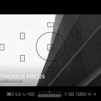 Olympus Trip 35.  Continuous Focus ep. 1.