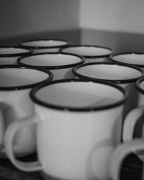 Servants tea mugs