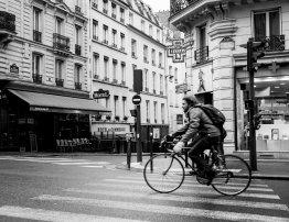 Parisian Commuter