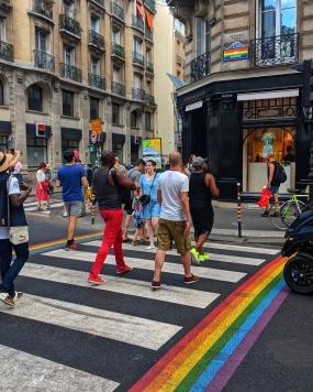 Pride Crossing