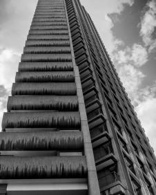 360 View. Barbican Centre, London. Pentax Q.