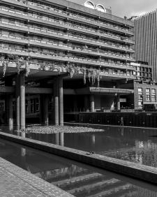 Home. Barbican Centre, London. Pentax Q.