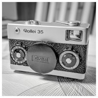 Welcome to the family: Rollei 35