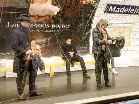 Parisian Commuters