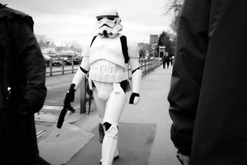 Brummy Stormtrooper