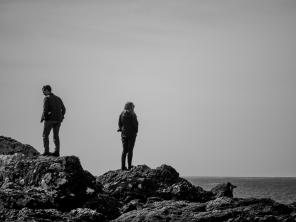 Chasing horizons