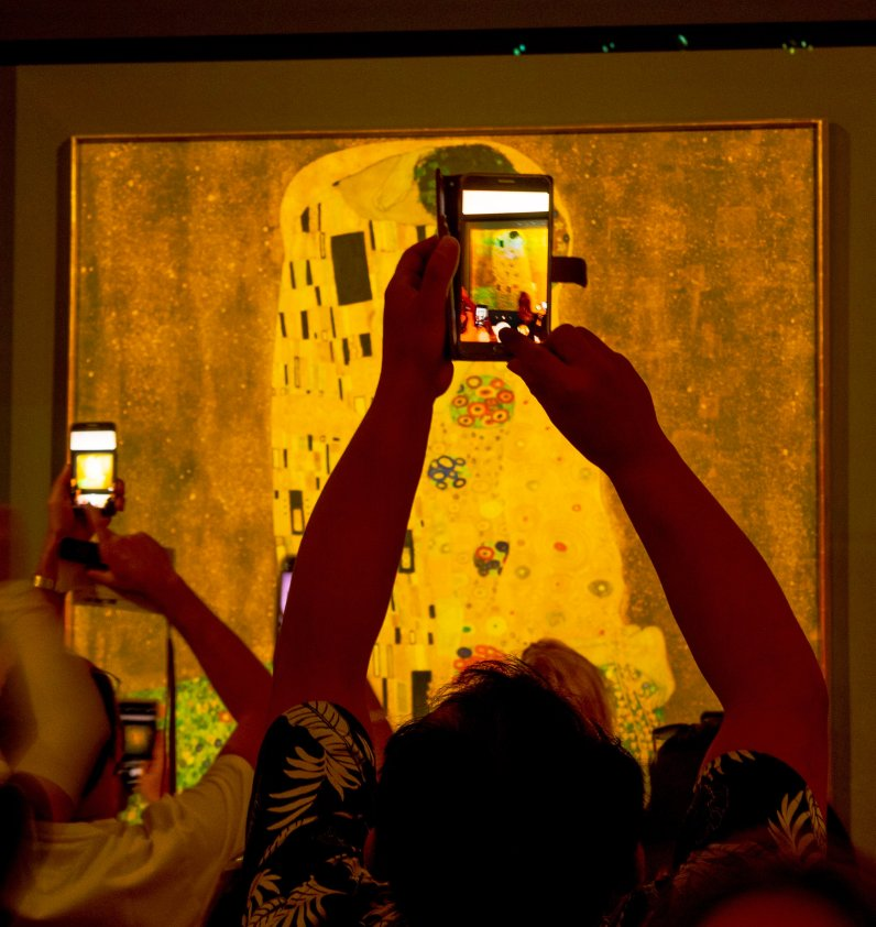 Klimt - The Click?
