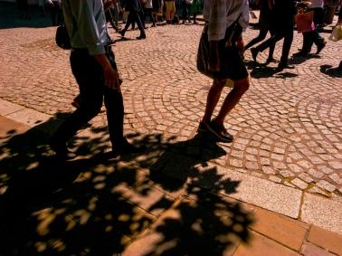 St Pauls Shadows