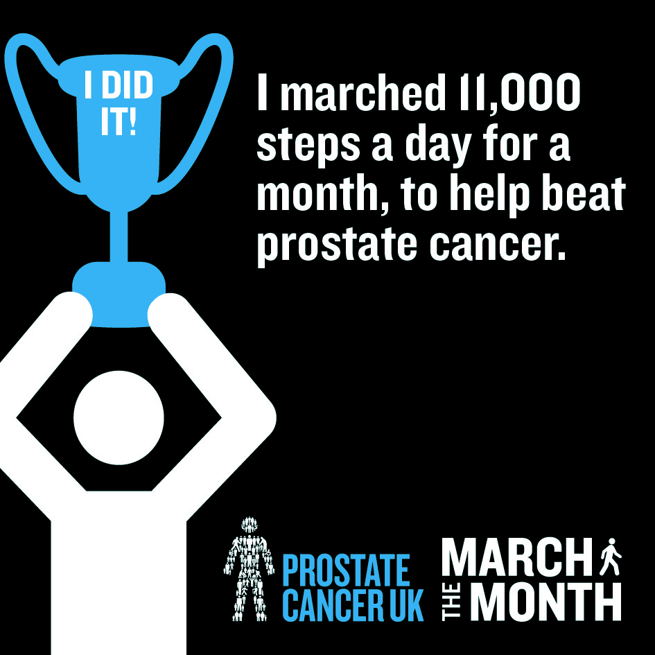 March the Month badge 5