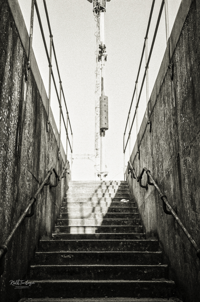 Some concrete Stairs