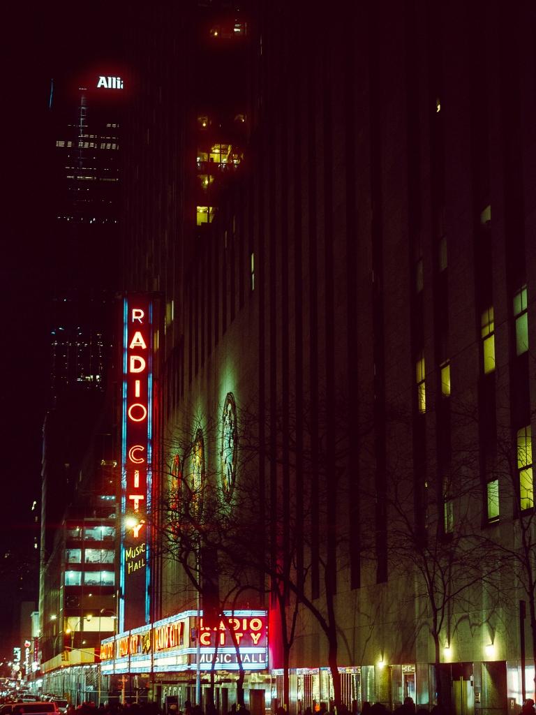 Radio City in New York