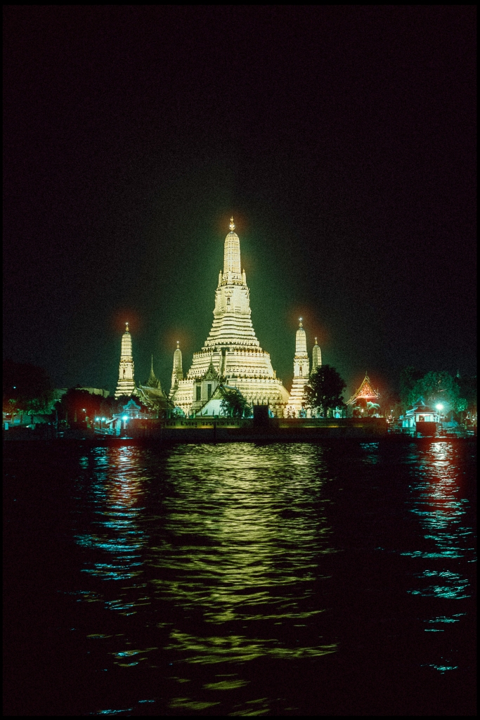 A photo of Wat Arun in Bangkok, Thailand