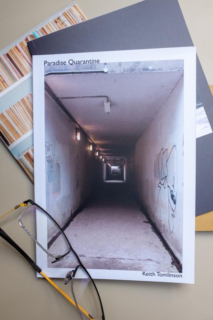 My second photo book - Paradise Quarantine