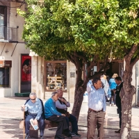 People and Places: Malaga, Spain
