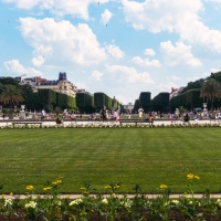 People and Places: Jardin du Luxembourg