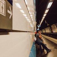 Metro. Paris.